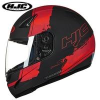 HJC Full Face Helmet motorcycle helmet Automobile Race capacete motocross ECE approved casco moto CS 14