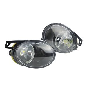 Image 2 - ANGRONG 45W מעודכן לבן LED פגוש קדמי ערפל אור מנורה עבור פולקסווגן פאסאט 3C B6 06 10 L & R