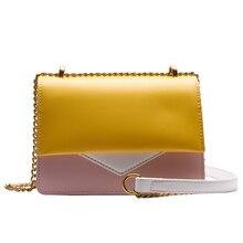 Worean Shoulder Bag luxury handbags women bags designer Version Luxury Wild Girls Small Square Messenger bolsa feminina