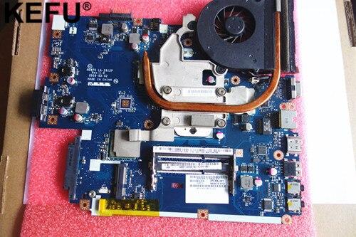Convient pour acer aspire 5552g 5551g 5551 Ordinateur Portable carte mère LA-5911P remplacement LA-5912P + radiateur + CPU carte système