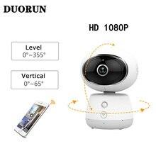DUORUN Mini Ip Camera Smart Video Baby Monitor HD CCTV Cameras Home Security Surveillance Camera Wireless Network Wifi Cameras