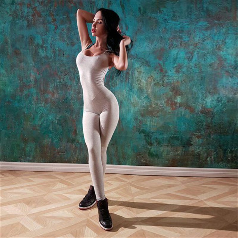 skyblue grey one solid color one piece brazilian style jumpsuit catsuit activewear outfits dancing running sports yoga pants workout leggings gym gear ballet (1)