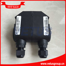 On sale M2 transducers 50mm-700mm digital water flow meter for TDS-100M