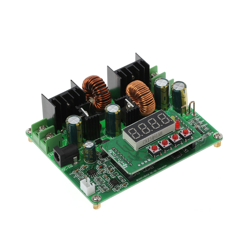 1PC DC-DC 38V Digital Step-up Step-down Module Boost Buck Converter Solar Charging dps 3806 b3806 dc dc digital control boost and buck module digital led drive solar battery charging 50