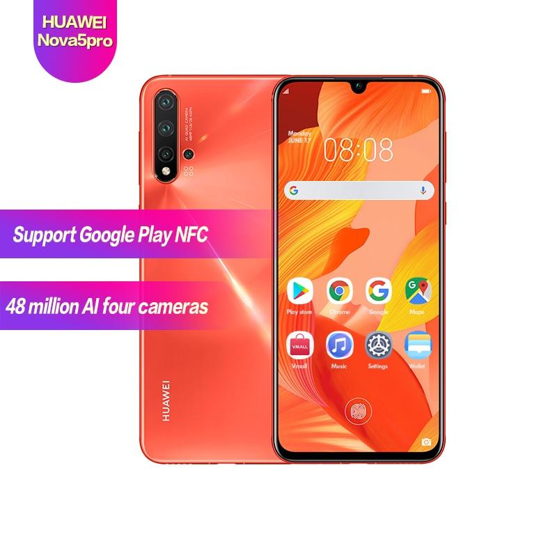Huawei nova 5 pro 6.39