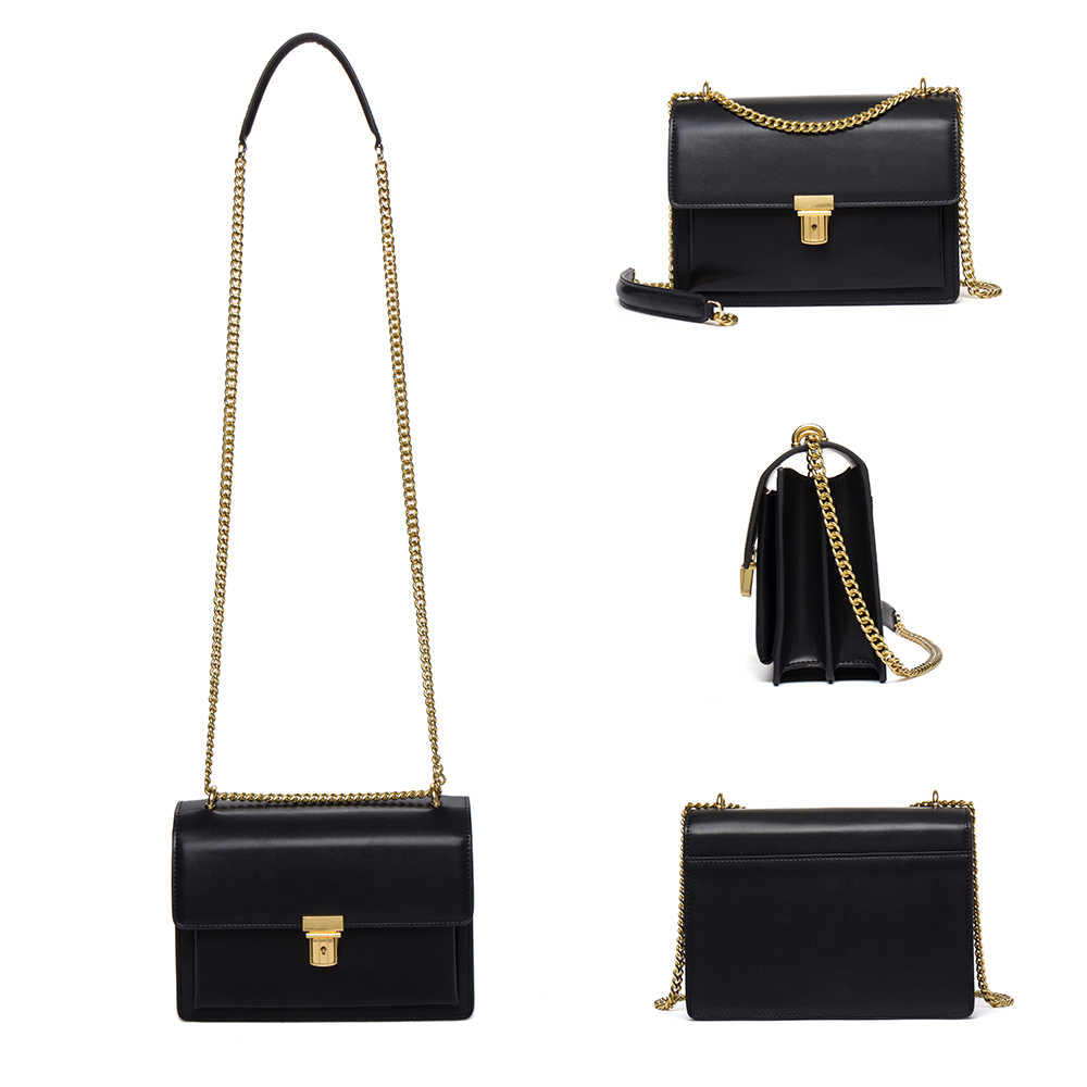 BISON деним хит продаж женские сумки-мессенджеры высокого качества из натуральной кожи известный бренд дизайн роскошные женские сумки на плечо N1401