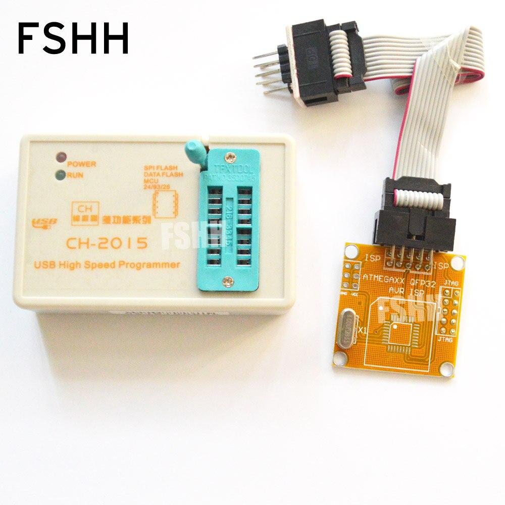 """""""CH2015"""" intelektualusis didelės spartos USB programuotojas + - Pramoniniai kompiuteriai ir priedai - Nuotrauka 2"""