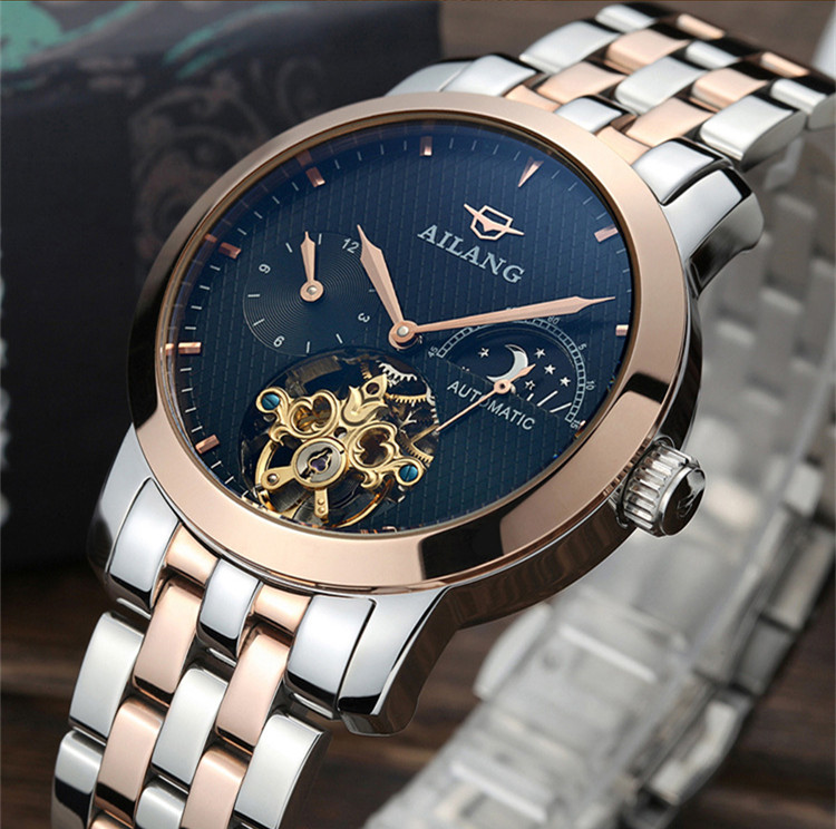 Steel Honno Watches USD 15