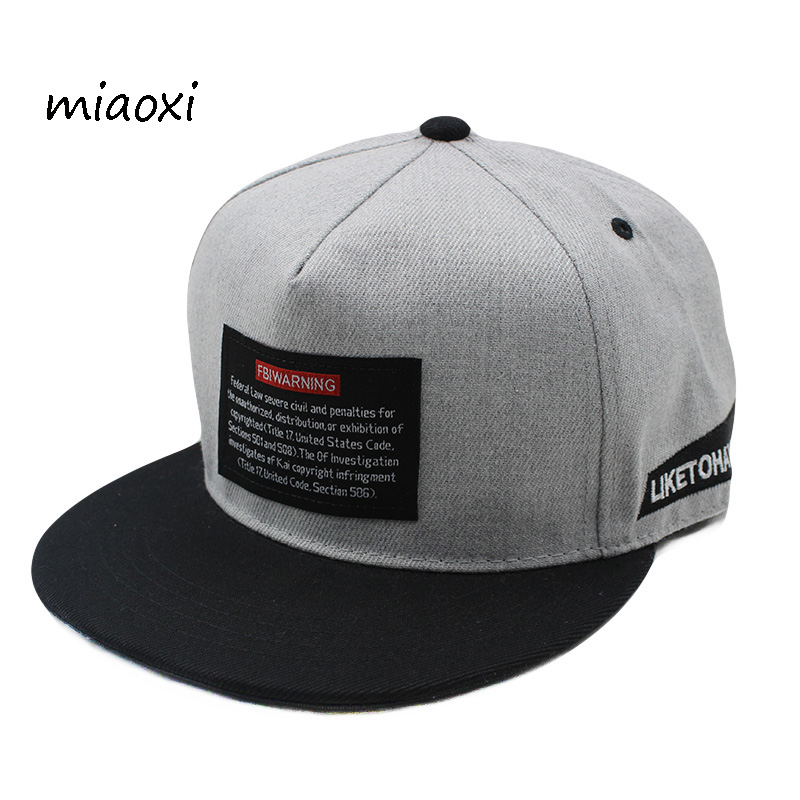 miaoxi High Quality New Brand Fashion Caps Men Women Baseball Cap Hip Hop Sun Snapback Caps Casual Bone Gorras miaoxi fashion women summer baseball cap hip hop casual men adult hat hip hop beauty female caps unisex hats bone bs 008