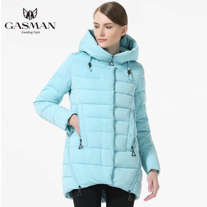 2019 women winter jacket hooded warm candy color cotton padded jacket female parka womens coat