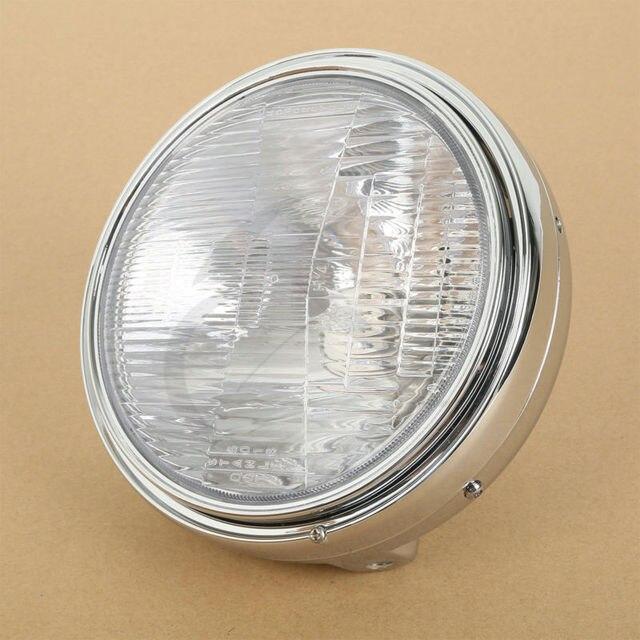 For HONDA NT400 1988-1992 BROS600 1990-1992 CB400SF 1990-1992 Headlight CB-1 400