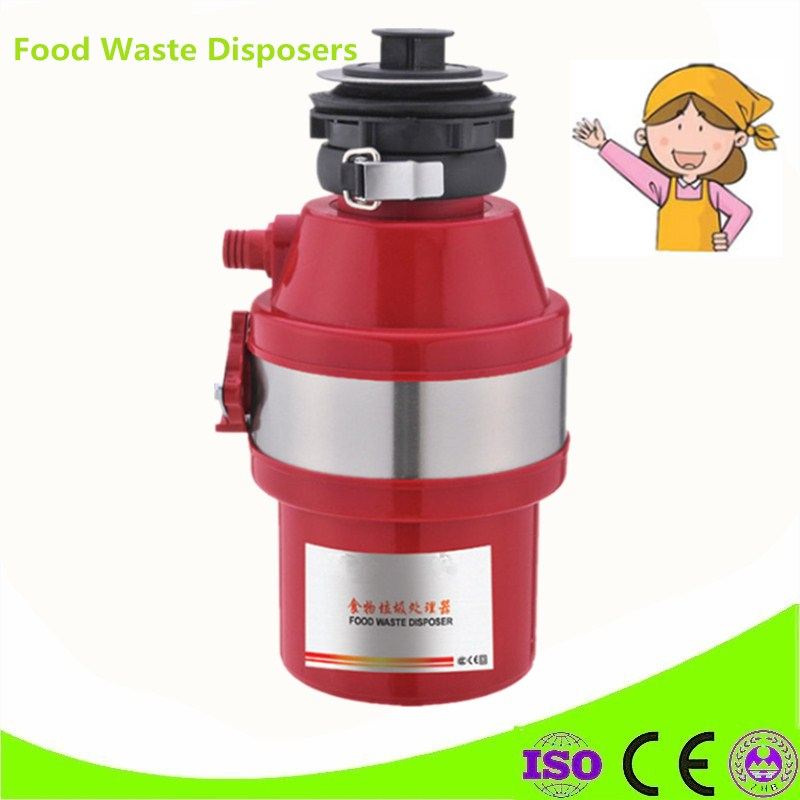 New Design Germany Technology Kitchen Food Garbage Disposal Crusher Waste Disposers Stainless Steel Grinder Kitchen Appliances thomas christensen solid waste technology and management