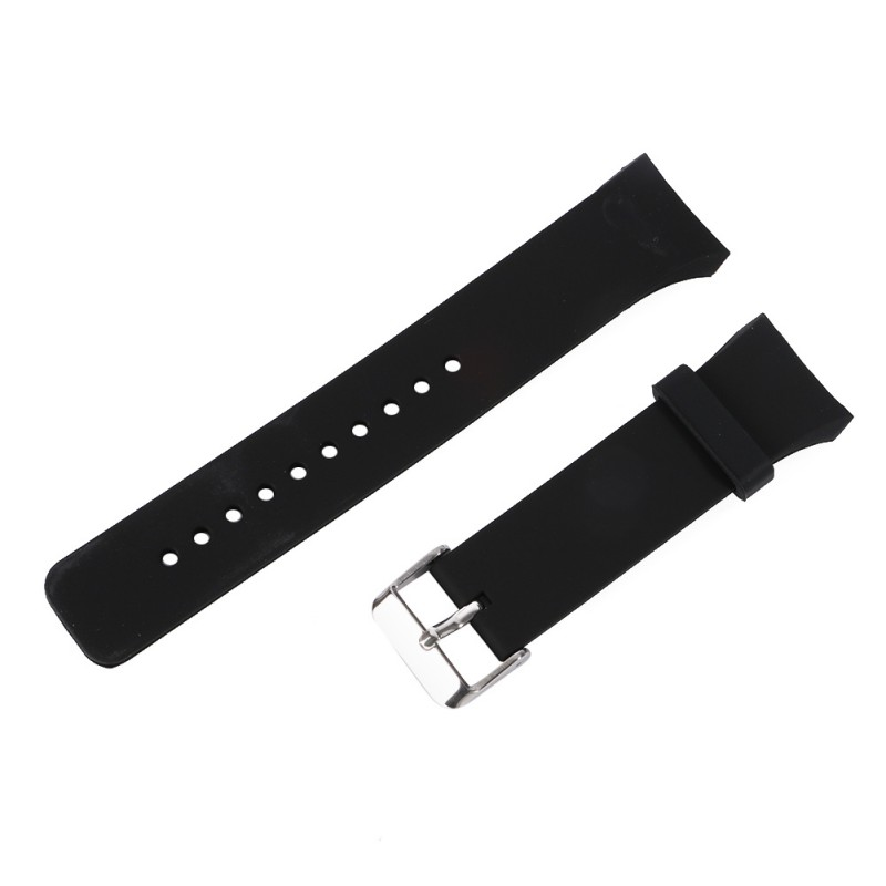 Sport Silicone Band For Smart Samsung Gear S2 Watch Band Stylish Silicone Replacement Strap SM-R720 SSGS2SS luxury silicone watch replacement band strap for samsung gear fit 2 sm r360 wristband 100