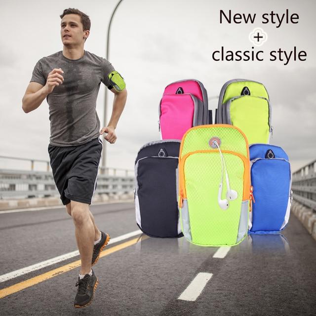 Running Bag Professional Running Arm bag Gym Bag Jogging Arm Pack Fitness Pack for Men Women Fitness Sports bag