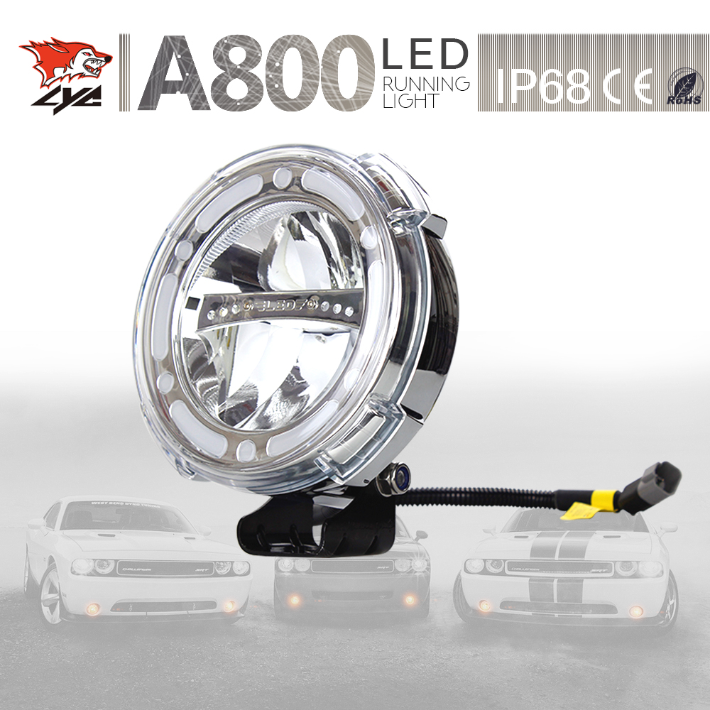 LYC One Pcs For Jeep jk Driving Lights Car Driving Lights Reviews ...