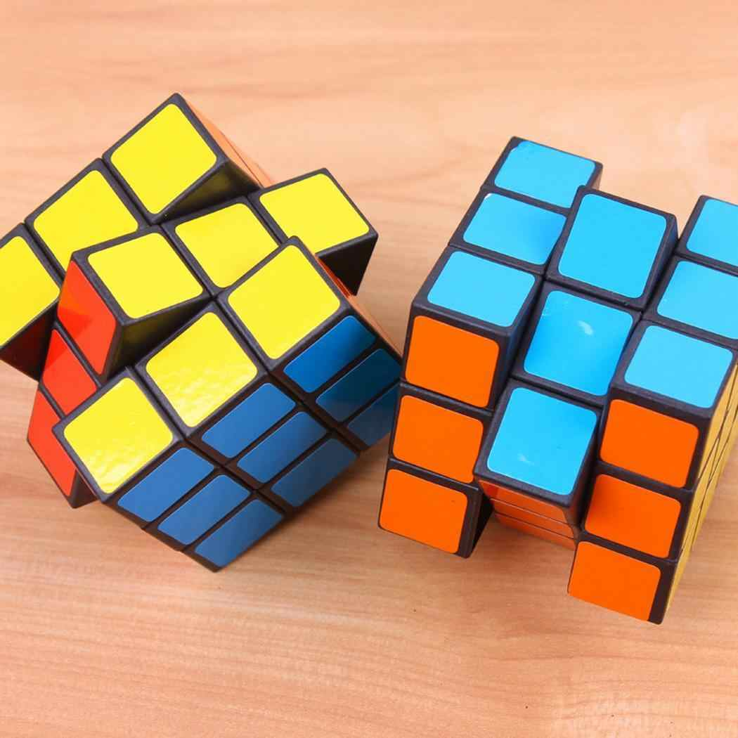 Professional 5.3x5.3x5.3CM Magic Cube Guarantee Competition Speed Cube Puzzle Rubike Cube Cool Children Education Toy Kids Gift