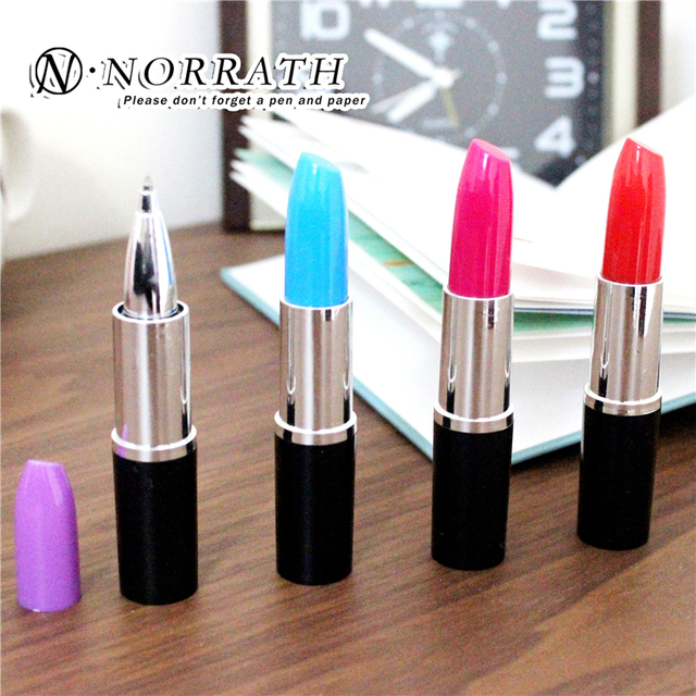 4pcs 0.5mm Cute Ballpoint Pen Ball Point Pens For Writing School Office Supplies Gift Stationery