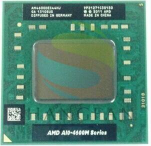 AMD ноутбук мобильный A10 4600 м A10-4600m AM4600DEC44HJ оригинальным разъемом питания FS1 (FS1R2) Процессор и формирующая листы для кровли 4 м Кэш/2,3 ГГц/четырех... >> SF-STORE
