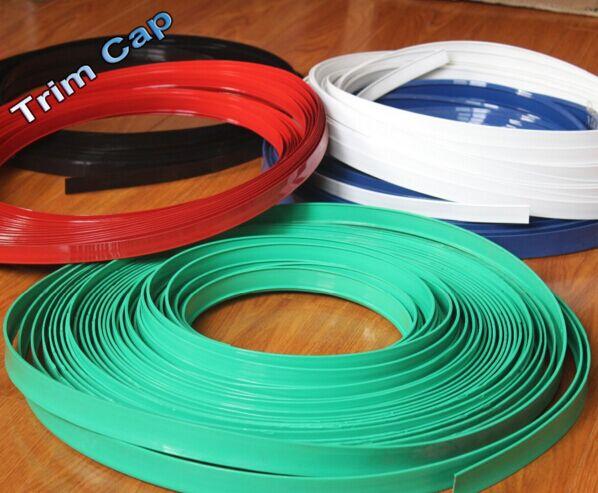 1 Arrow type Trim Cap Channel Letter Coil Aluminum plastic strip LED Sign Material