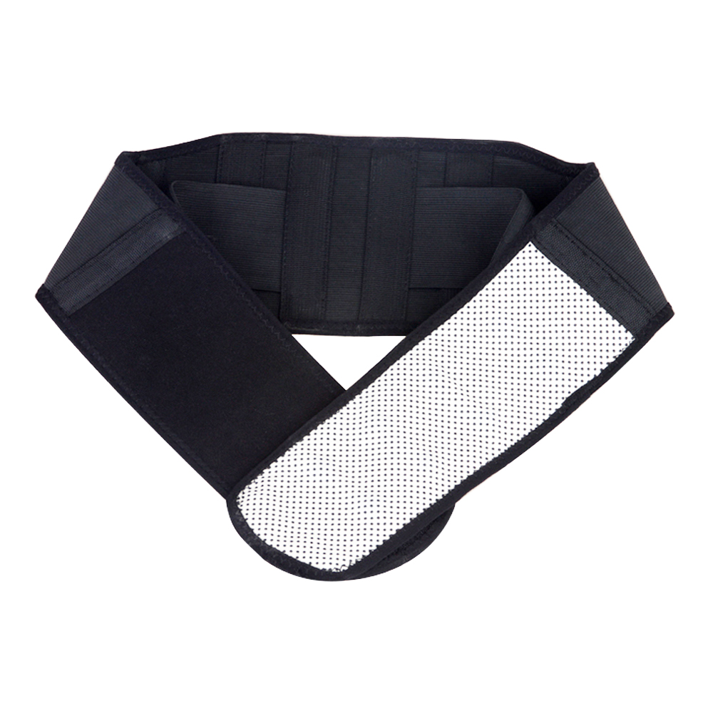 Breathable Lumbar Support Belt Back with 3 ABS Support cartilageTreatment of Lumbar Disc Herniation Lumber Muscle Strain breathable medical waist support wrap brace belt lumbar disc herniation psoatic strain stainless steel rod