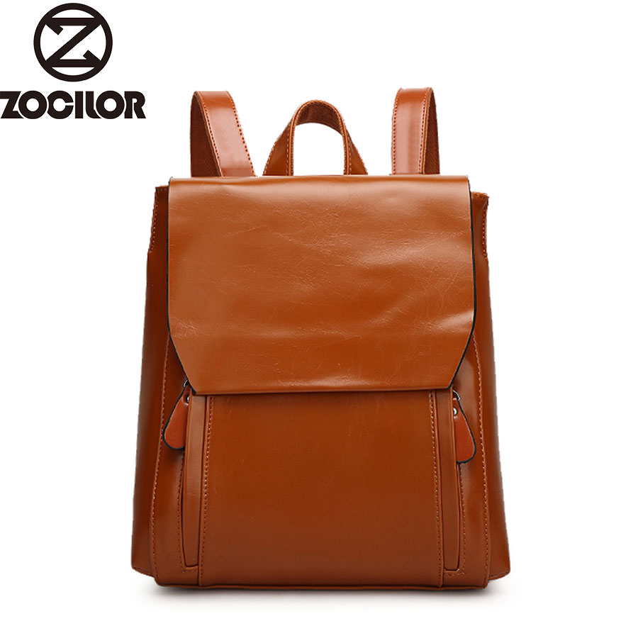 Fashion Women Backpack Youth Leather Vintage Backpacks for Teenage Girls Female School Bag Bagpack mochila sac a dos 2016new rucksack luxury backpack youth school bags for girls genuine leather black shoulder backpacks women bag mochila feminina