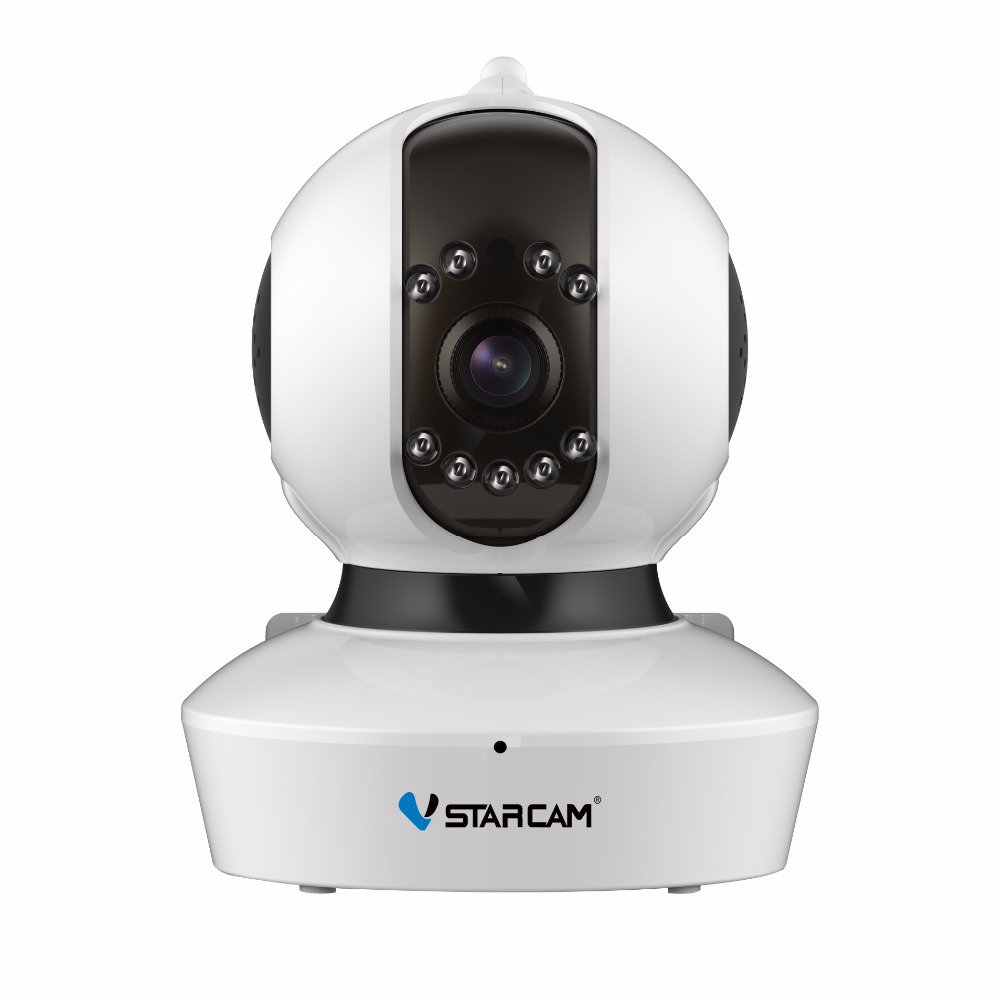 Vstarcam C7823WIP 720P Wifi IP Camera with 1.0 Megapixel P2P Wireless Onvif mini Indoor Night security Camera CCTV home pk c7824 vstarcam c7824wip free shipping onvif 2 0 720p ip camera wireless wifi cctv ip camera with eye4 app indoor pan