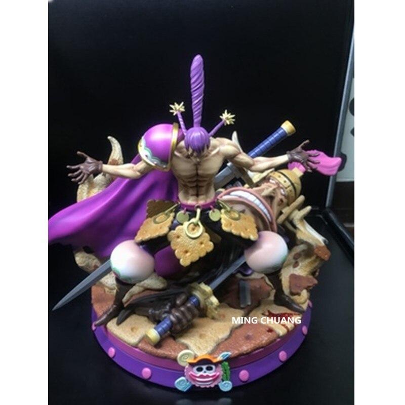 12 One Piece Statue Big Mom Pirates Bust Dessert Three Star