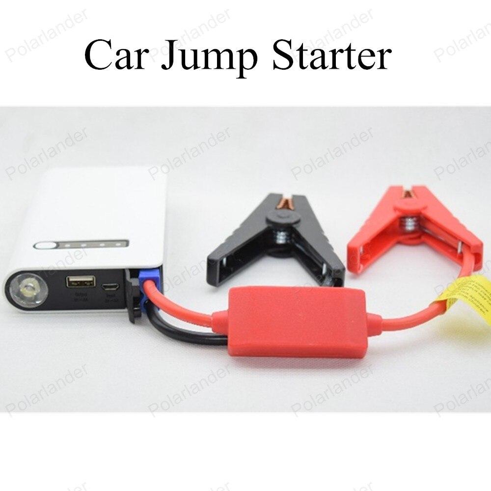Haute qualité 12 V Portable Mini saut démarreur 50800 mAh voiture Jumper Booster batterie externe pour essence et Diesel