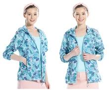 Tectop Windbreaker Waterproof Sun UV protection Skin Dust Thin Breathable Coat