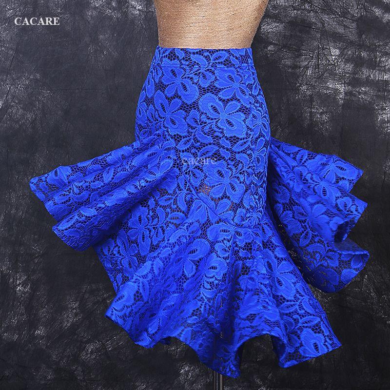 الدانتيل الرقص اللاتينية تنورة الرقص - منتجات جديدة