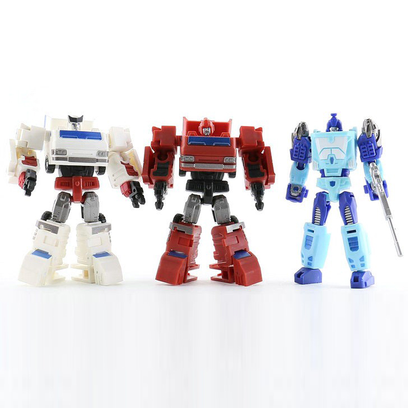 (In STOCK) Toys DX9 X010203 Mini Pocket Set With 3