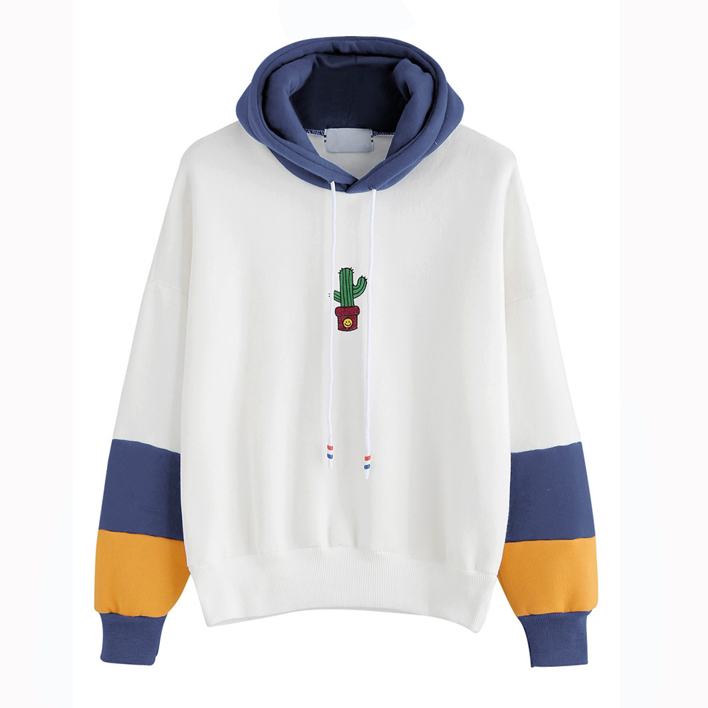 Official Website Plus Velvet Men Long Sleeve Hoodies Mens Harajuku Hoodie New Fashion Korean Style Sweatshirts Trendy Printing Daily 6 Colors Excellent Quality In