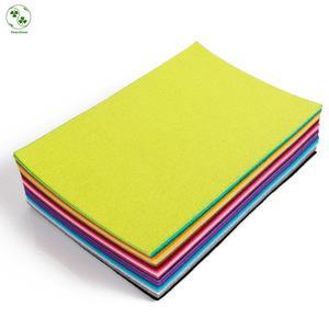 2MM 28pcs Colorful 30 x 20CM Non-woven Russia DIY Felt Fabric,Non-woven Felt, Thick Facric Cloth