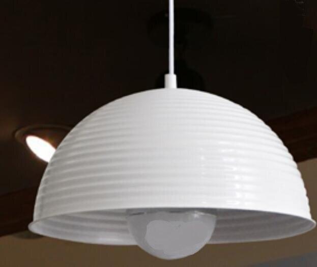 Modern shade single head restaurant office hanging (30CM-50CM) pendant light cafe coffee shops zzp