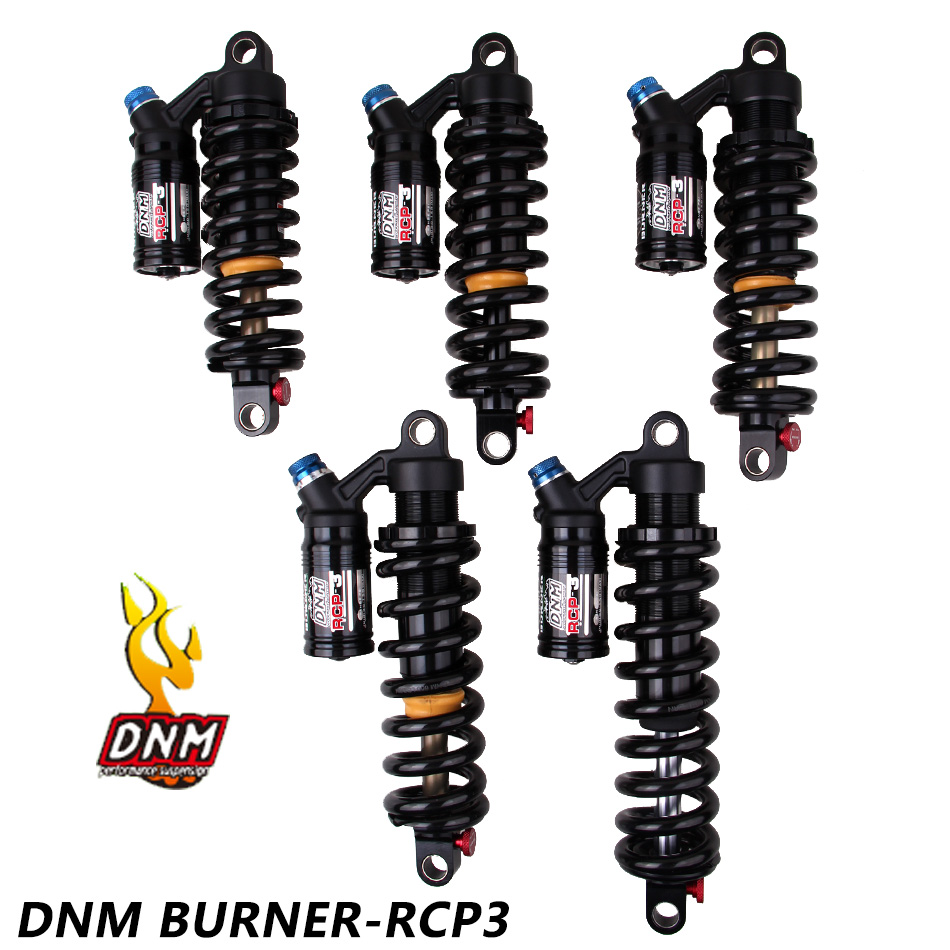 купить DNM RCP3 Durable Downhill MTB Bike Bicycle Metal Rear Suspension Spring Shock Absorber Bicycle Parts Mountian Bike Rear Shocks по цене 8975.67 рублей