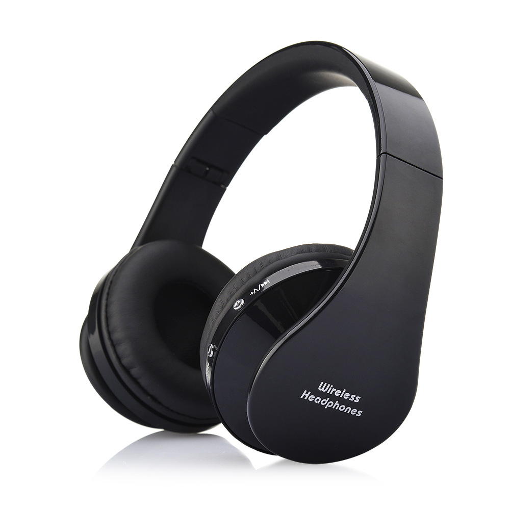 buy stereo handsfree headfone casque audio headphones bluetooth headset. Black Bedroom Furniture Sets. Home Design Ideas