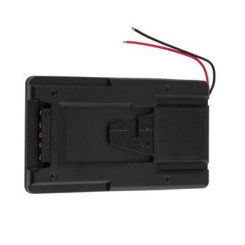 Battery Adapter Plate Converter For Sony V-Lock V-mount Battery Power Supply   Promotion