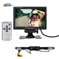 New Car Styling Parking Assist Free Shipping Car Reversing Rear View Kit Night For Vision Camera