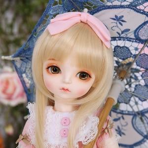 Image 2 - ROSENBJD Doll RL Holiday Cute doll Joint baby bjd sd dolls 1/4 body model girls High Quality resin  girl birthday present