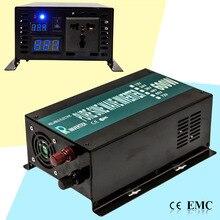 Off Grid Pure Sine Wave Solar Inverter 600W Car Power Inverter Generator 12V/24V/48V DC to 100V/110V/120V/220V/240V AC Converter