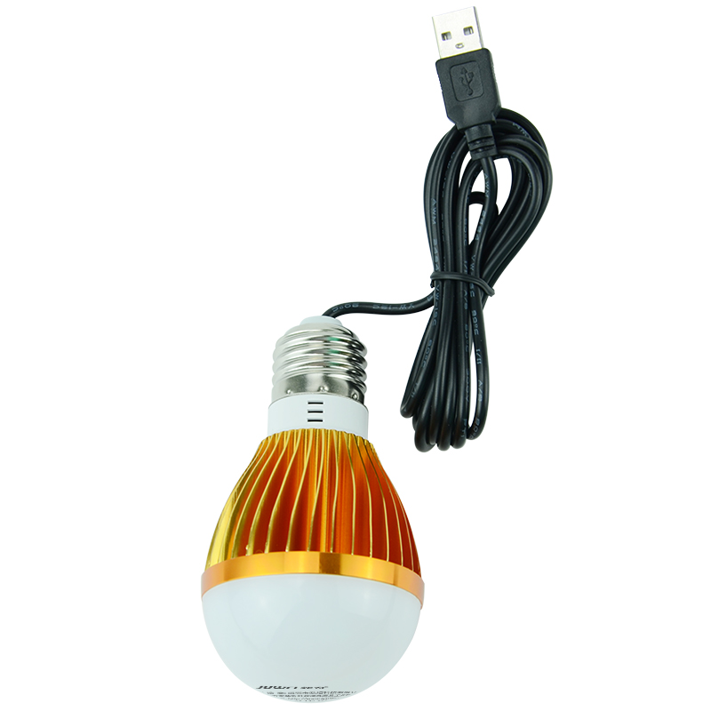 usb lamp charging light led rechargeable light bulb outdoor