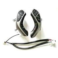 Steering Wheel Switch Button Audio Volume Bluetooth Cruise Speed Control Switch Button For Hyundai Elantra 2012