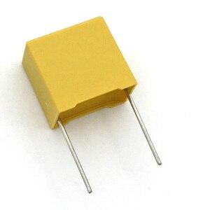 Image 3 - Mcigicm 10 個 470nFコンデンサX2 コンデンサ 275VACピッチ 15 ミリメートルX2 ポリプロピレンフィルムコンデンサ 0.47 μ fの
