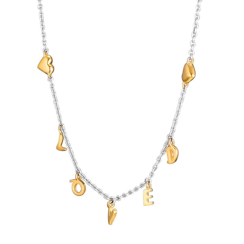 SparkLoved Script Shine Necklaces 100% 925 Sterling Silver Jewelry Free ShippingSparkLoved Script Shine Necklaces 100% 925 Sterling Silver Jewelry Free Shipping