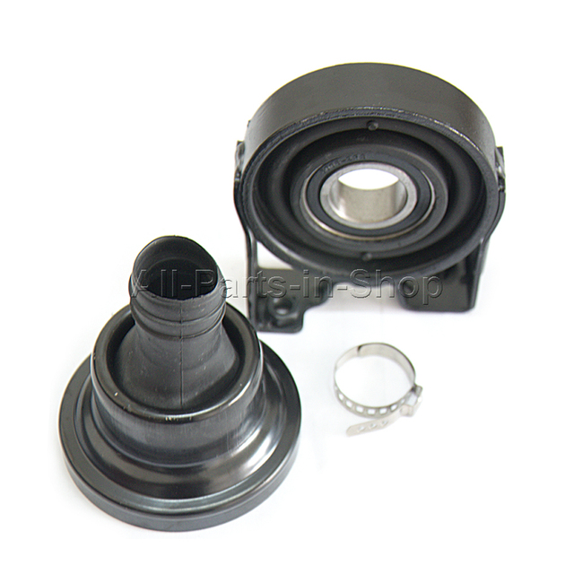 buy fit for vw touareg porsche cayenne driveshaft center support bearing boot. Black Bedroom Furniture Sets. Home Design Ideas