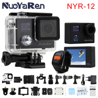 Action Camera Original NYR12 Remote Ultra HD 4K WiFi 1080P 30fps 2 0 LCD 170D Go