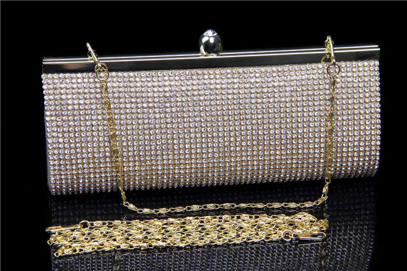 85cb70ac60 New Arrival Latest Ladies Evening Banjara Clutch Women Swarovski Crystal  Clutch Bags-in Clutches from Luggage & Bags on Aliexpress.com | Alibaba  Group