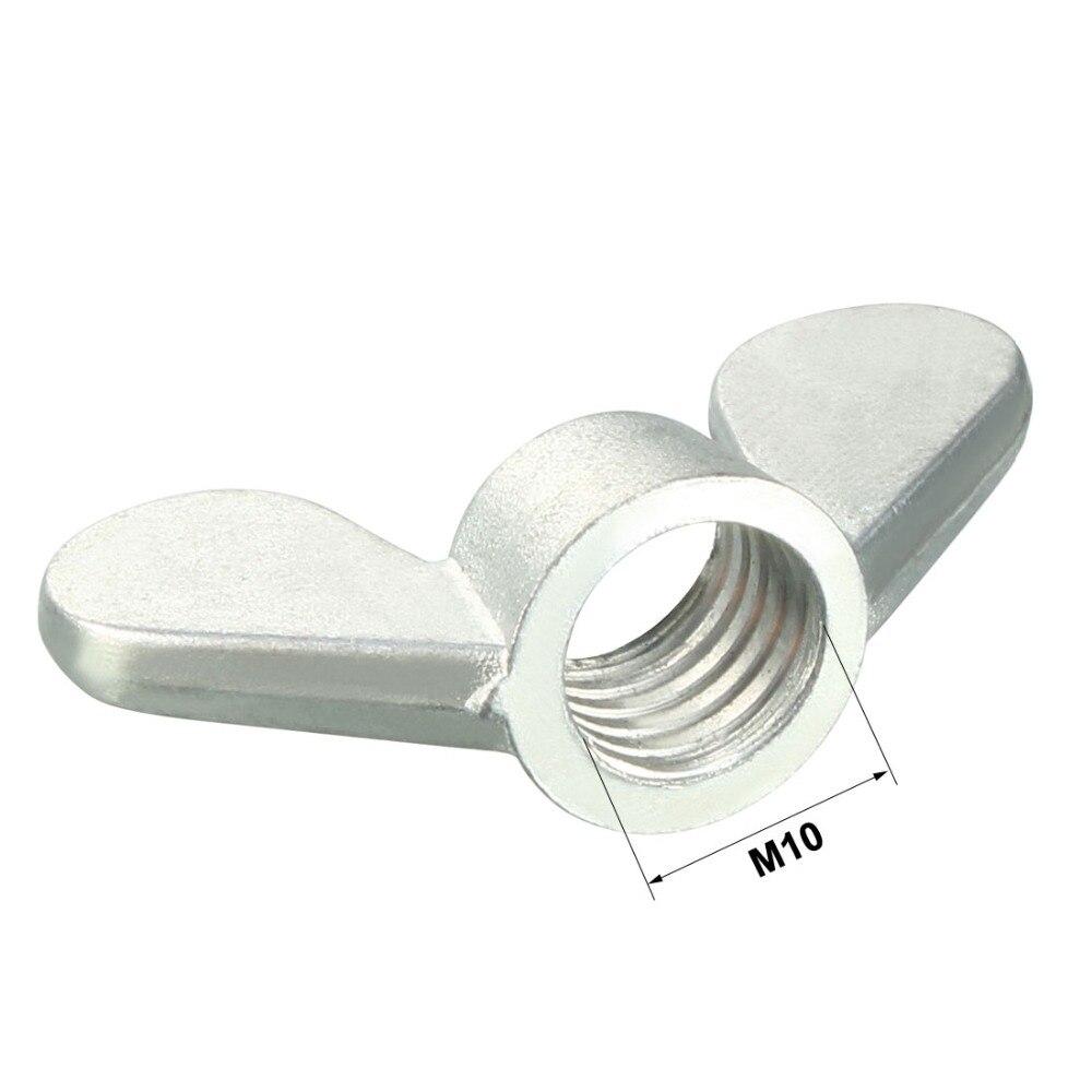 M7-1.0 wing nut 10pcs