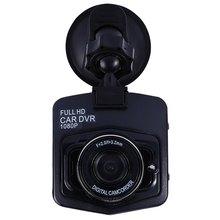 GT300 Original 1080 P Full HD Novatek Coche Dvr Granangular Del Coche Cámara Grabadora Con La Visión Nocturna Con G-Sensor Dash Cam-balck