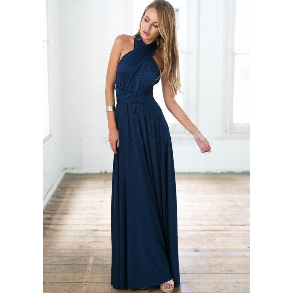D i y long dress elegant